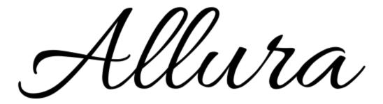 Allura Font