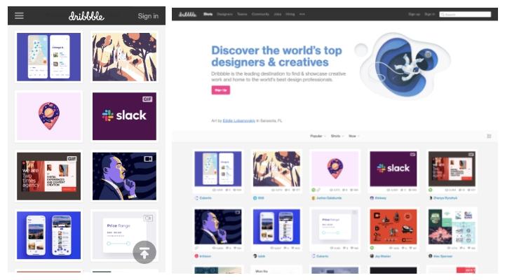 dribble-responsive-web-design-example