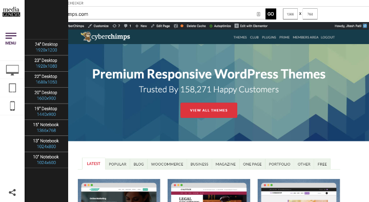 responsive-design-checker