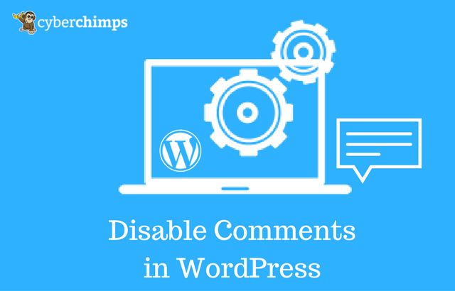 How to Disable Comments in WordPress- An Easy Guide