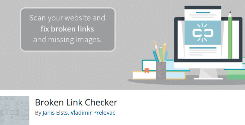 Broken Link Checker WordPress Plugin