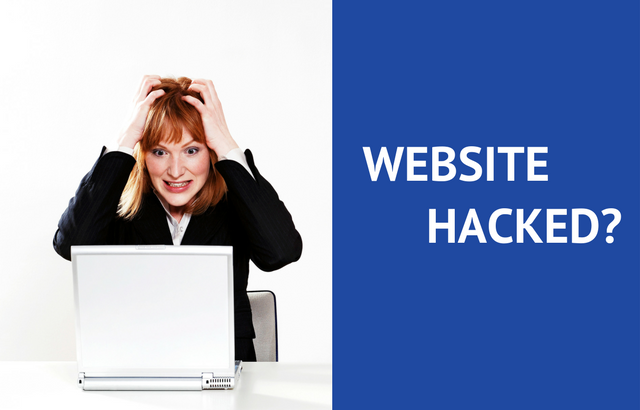 Website Hacked? Here's what to do to recover your website
