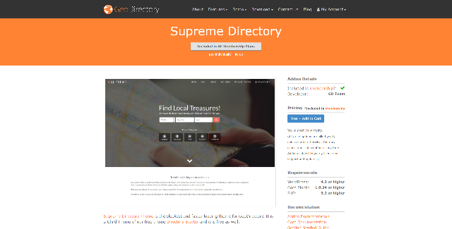Supreme Directory