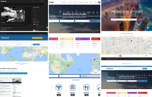 Popular And Best Directory WordPress Themes