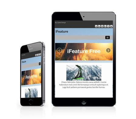Free WordPress theme for blogging