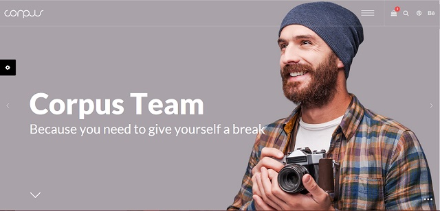 corporate multipurpose WordPress theme