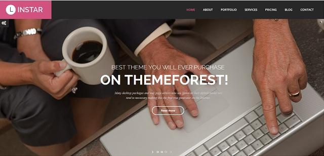 meticulously designed multipurpose WordPress theme