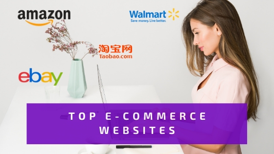 Top E-commerce websites