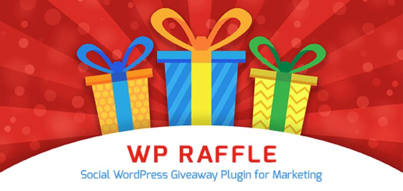 WP Raffle- Social WordPress Giveaway Plugin For Marketing