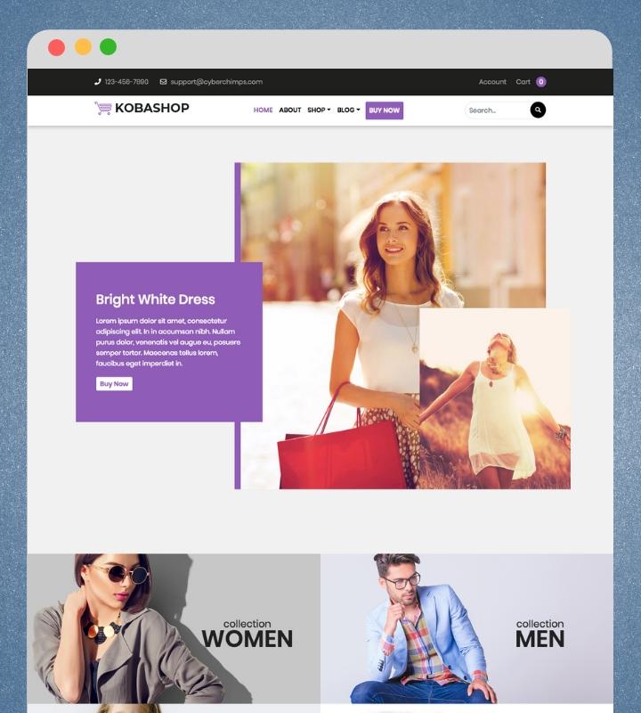 Premium eCommerce Theme