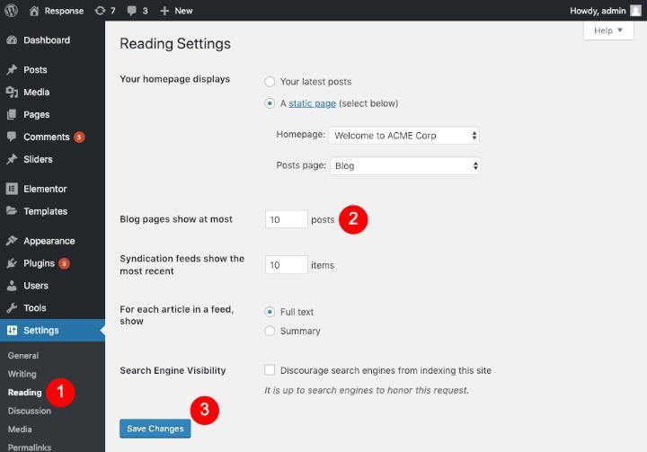 wordpress-blog-page-number-of-posts