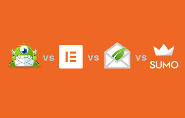 OptinMonster vs Sumo vs Thrive Leads vs Elementor Pro: Hands-on Comparison of Popup Plugins