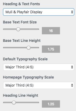 typography-options