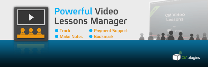 video lessons manager