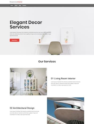 responsive-wp-theme-demo-interior-design