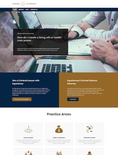 responsive-wp-theme-demo-lawyer