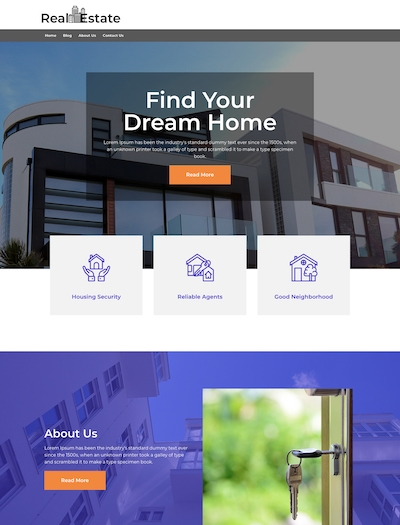 responsive-wp-theme-demo-real-estate