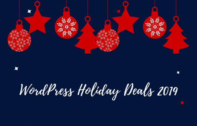 Best Wordpress Black Friday Cyber Monday Deals 2020