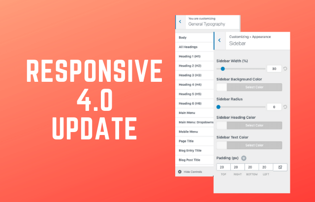 Responsive 4.0 is live. Here's what's new.