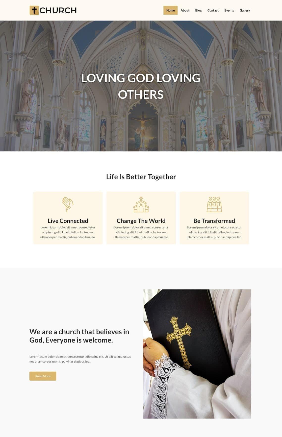church-wordpress-theme-template
