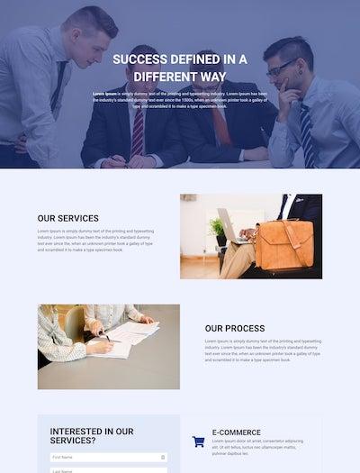landing-page-wordpress-template