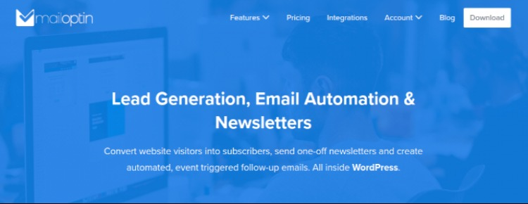 MailOptin - WordPress email subscription plugin