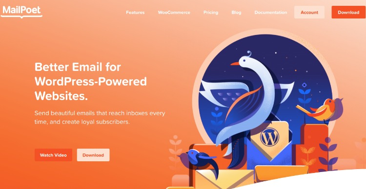 MailPoet- WordPress email subscription plugin