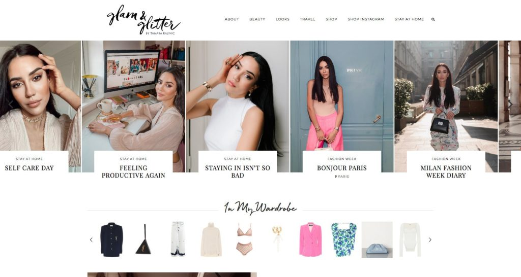 Glam & Glitter- Fashion Blog