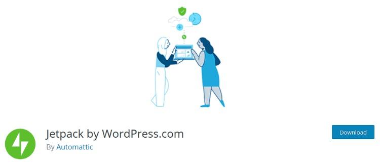 Jetpack- WordPress form plugin