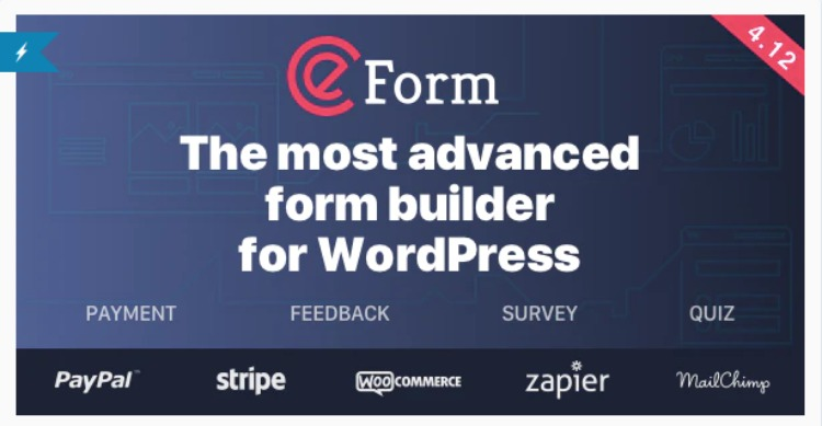 eForm- WordPress form plugin