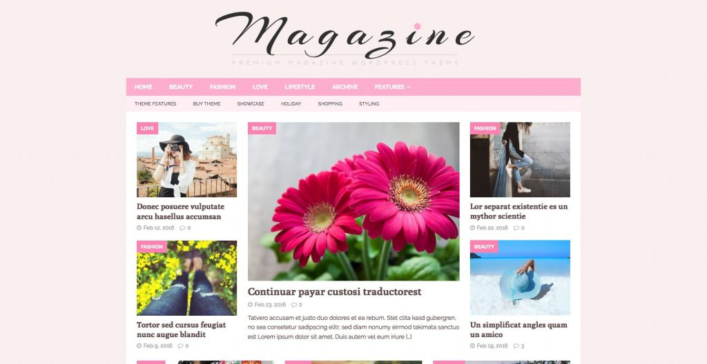 MH Feminine Mag