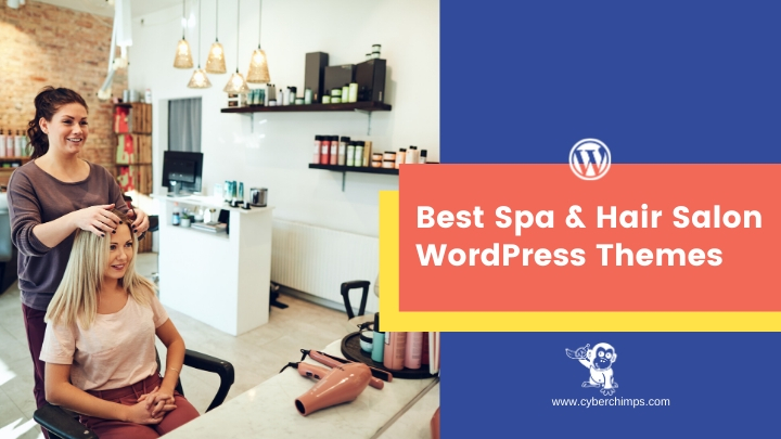 Best Spa & Hair Salon WordPress themes for 2020