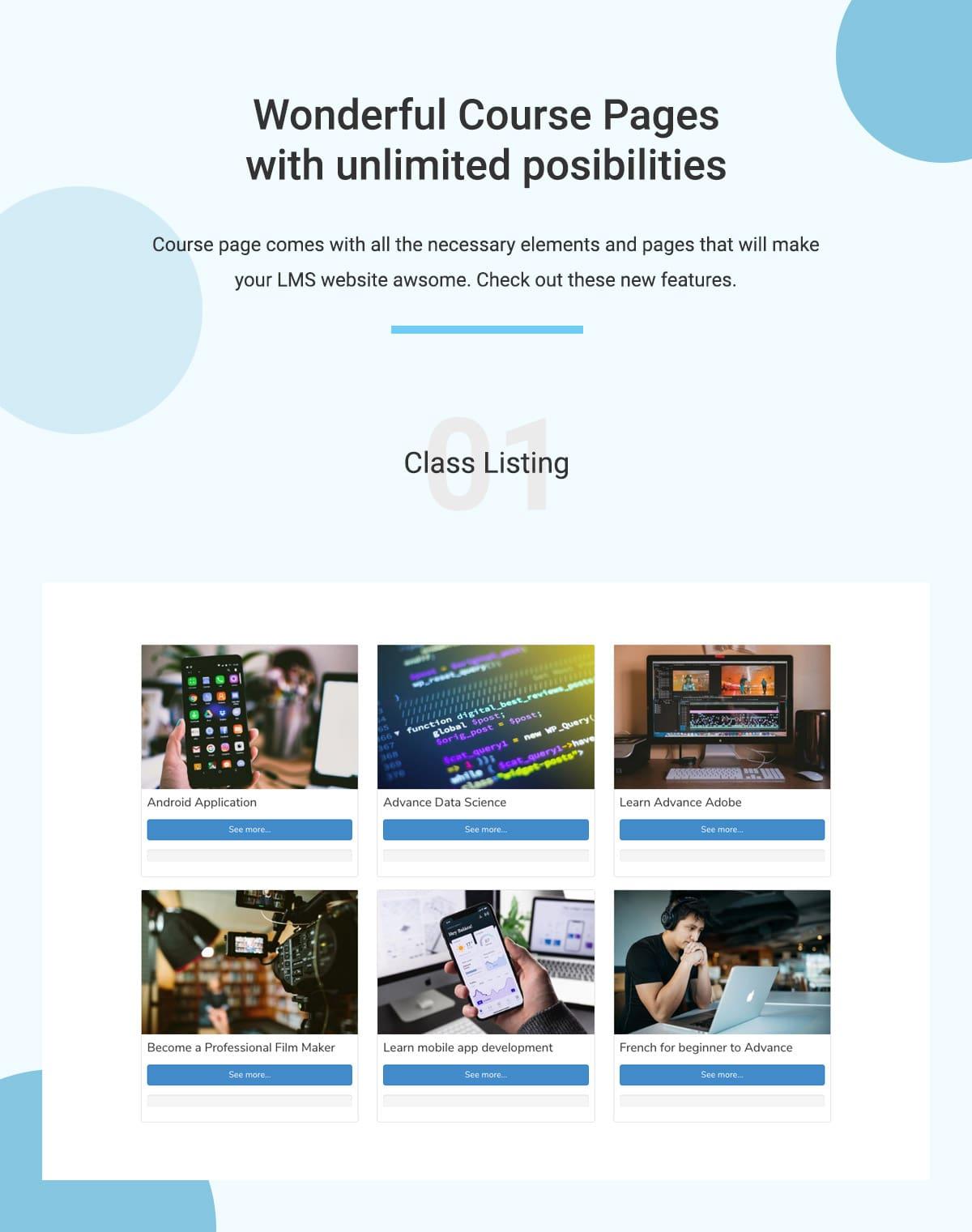 LMS WordPress Theme Banner 3