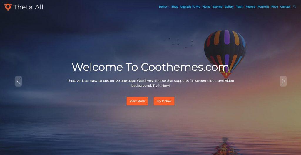 Best Construction- Free WordPress construction theme