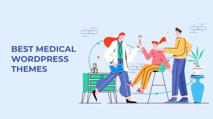 29 Best Medical WordPress Themes (Free+Paid)