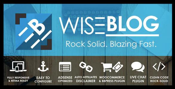 WiseBlog - AdSense WP Plugin
