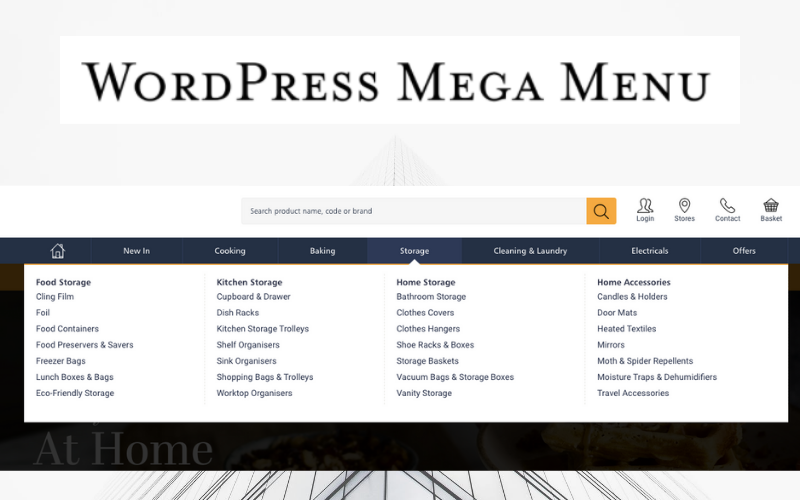 How To Create A WordPress Mega Menu?