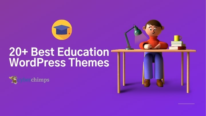 20+ Best Education WordPress Themes