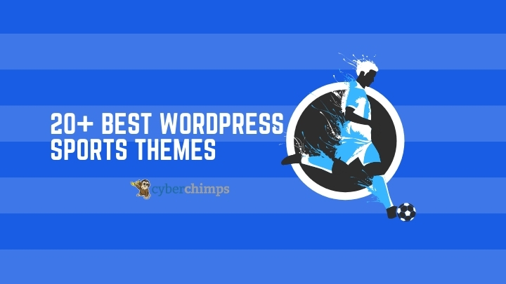20+ Best WordPress Sports Themes