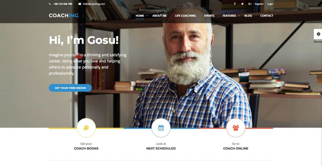 Colead- multipurpose WordPress educational theme