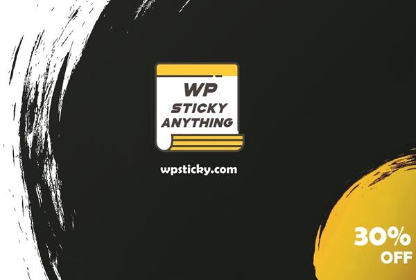 WPSticky Anything