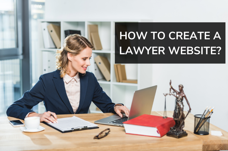 How To Create A Lawyer Website