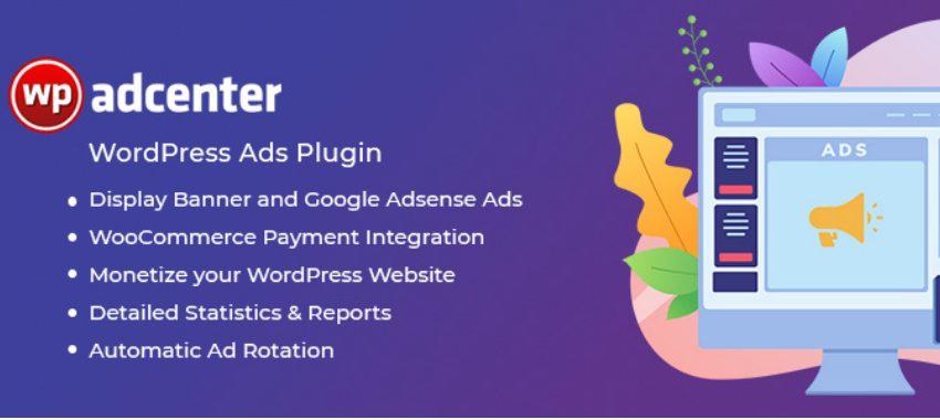 WordPress Ad Management Plugin- WP AdCenter