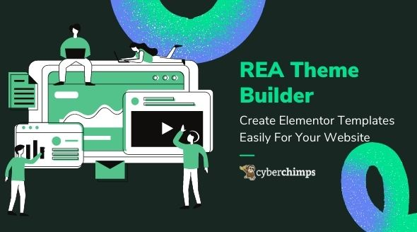 REA Theme Builder: Create Elementor Templates Easily For Your Website